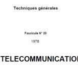 Les réseaux de transmission en 1978