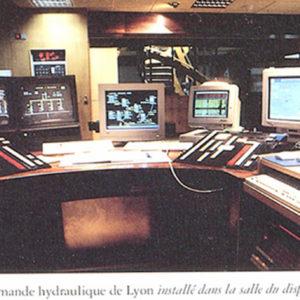 Le Poste de Commande Hydraulique ( PCH ) de Lyon