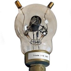 Tube électronique de puissance E4M